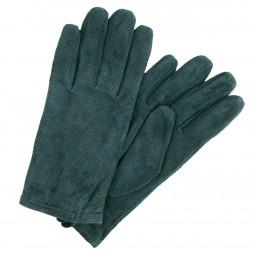 Damen-Velourleder-Handschuh