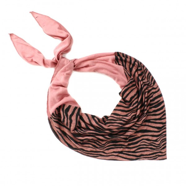 Dreieck Tuch Zebra