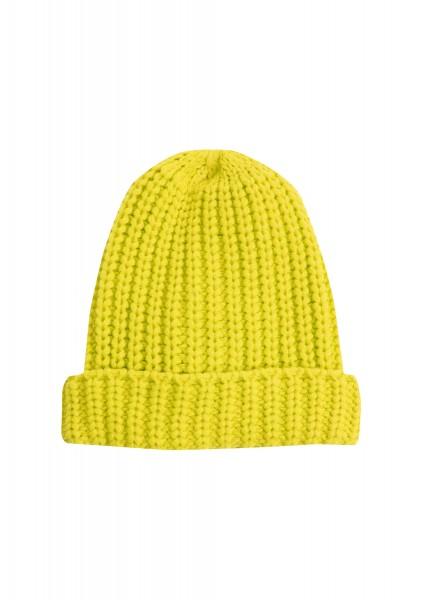 Strick-Mütze Neon