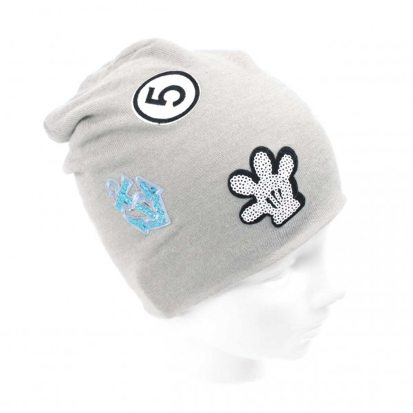 Patches Beanie Paba